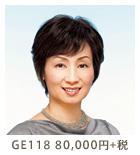 GE118 80,000円+税
